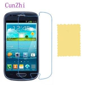 S3 3 pcs Película Protetora Para Samsung Galaxy Mini i8190 SIII Ultra Slim HD LCD Screen Protector Film Para S3Mini