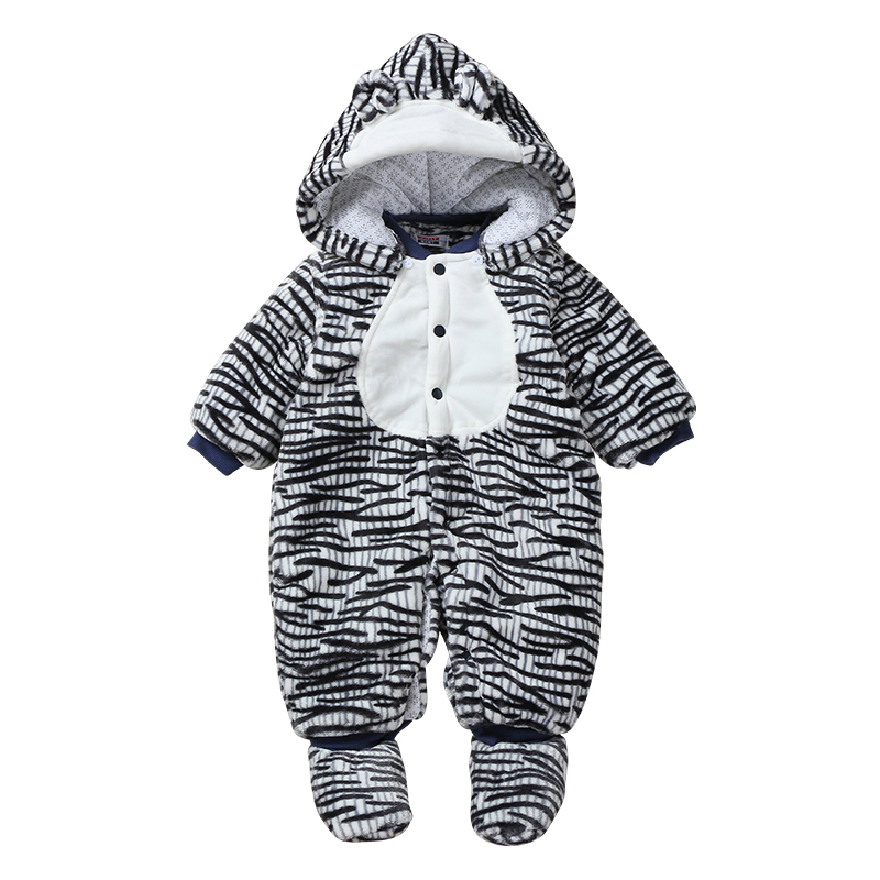 Baby Rompers Winter Girls Clothing Sets Cotton Autumn Baby Boy Clothes Roupas Bebes Newborn Baby Clothes Infant Jumpsuits newborn baby girls rompers cotton padded thick winter clothing set cartoon bear infant climb hooded clothes babies boy jumpsuits