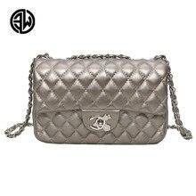 2020 New fashional Women bag famous brand designer Luxury leather women's Should