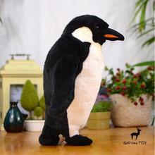Super Kawaii Stuffed Toy Antarctic Emperor Penguin Doll  Plush Toys  Children Pillow  Gifts  Simulation Animals