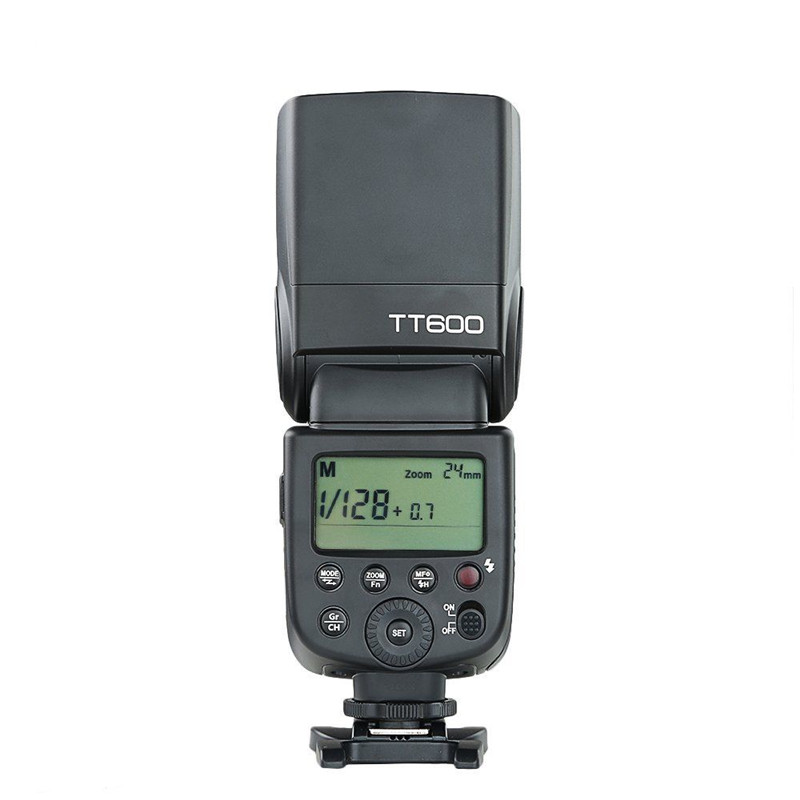 Godox TT600 GN60 Master/Slave 2.4G Wireless Camera Flash Speedlite for Canon Nikon Pentax Olympus Fujifilm godox tt600 2 4g wireless camera flash speedlite with built in trigger system for canon nikon pentax olympus fujifilm panasonic
