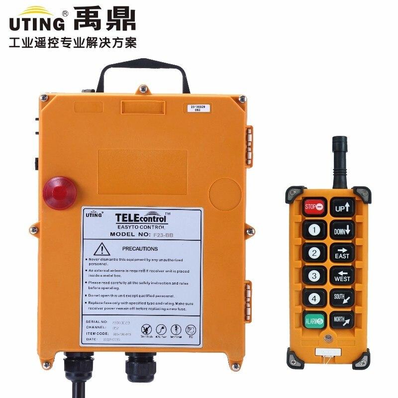 F23-BB(L) AC/DC65V-440V(1 Transmitter + 1 Receiver) Industrial Hoist Crane Wireless remote control paeonia tenuifolia l f plena