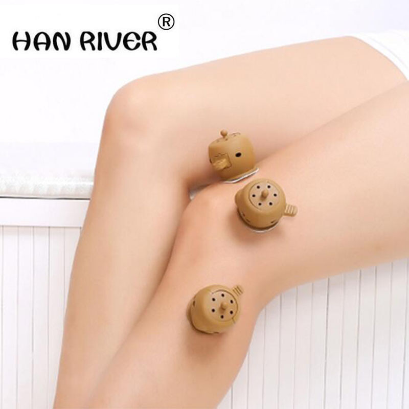 HANRIVER 2018 New body massager wen jiu the palace after cold warm moxibustion reusable hanriver the new 2018 body massager car