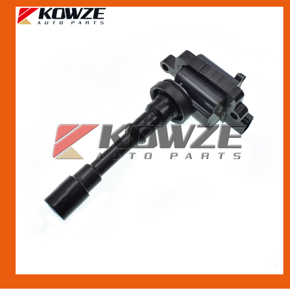2PCS Ignition Coil Quality A For Mitsubishi PAJERO PININ MONTERO IO LANCER CLASSIC COLT MD361710 MD362903 new original dvp40eh00r3 delta plc eh3 series 100 240vac 24di 16do relay output