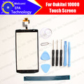 OUKITEL K10000 Digitizer Touch Screen 100% Guarantee Original Glass Panel Touch Screen Digitizer For K10000+tools+Adhesive