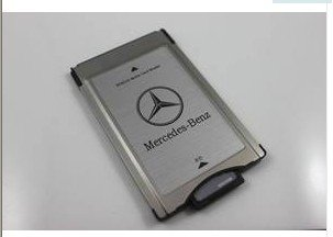 Pcmcia Memory Card For Mercedes Benz