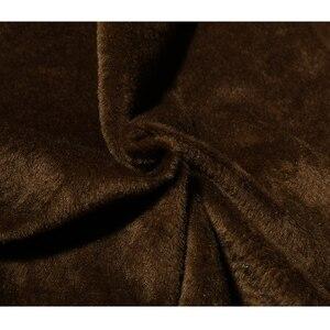 Image 5 - AIRGRACIAS hommes hiver épaissir polaire Jean Stretch Denim chaud Jean pour hommes marque de créateurs pantalons longs Jean noir/bleu 28 42