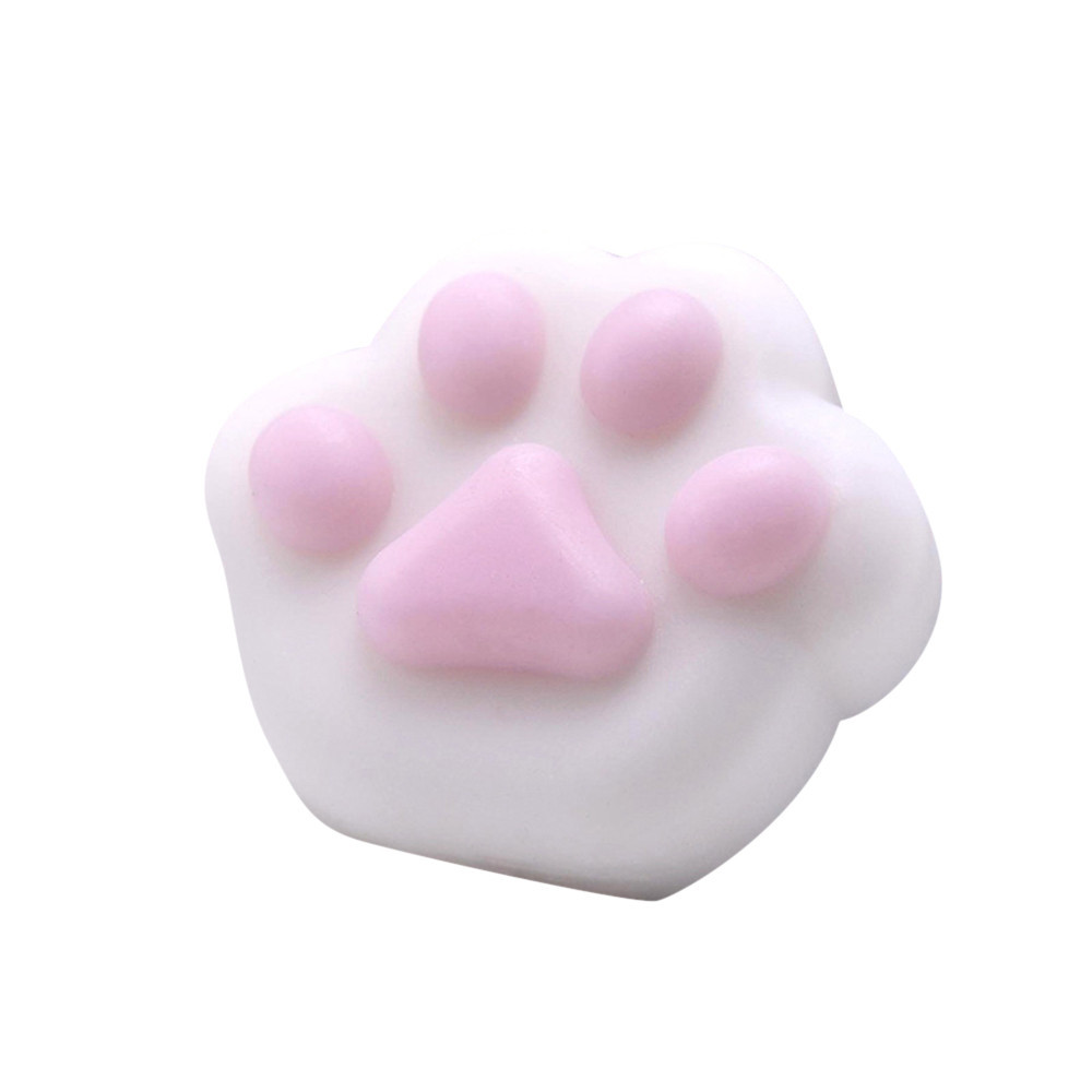 Fahsion 2018 boy girl lovely toys Squishy Cute footprint Squeeze Fun Toy Gift Relieve Stress toys for child drop ship
