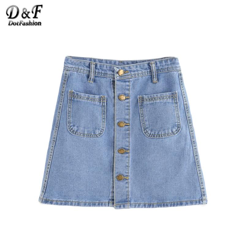 Online Get Cheap Wear Denim Skirt -Aliexpress.com | Alibaba Group