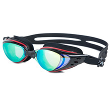 Acetate  swimming goggles swim goggle adult pools shopping waterproof Polycarbonate swimwear