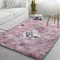 Pink Fur Rug And Carpets For Home Living Room Kids Room Fluffy Rug Bedroom Floor Carpet Faux Fur Rug Decoracion Hogar Nordico