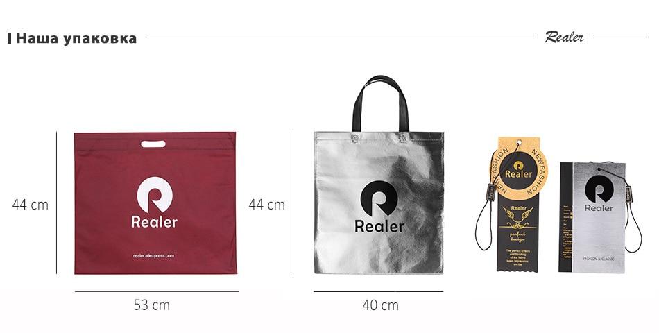 Mais real saco para as mulheres 2019
