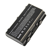 5200mAh for Asus Laptop battery A32 H24 L062066 1510 07KB000 YS 1 for Hasee A300 A350 A450 A400 T4300 A400 T6600 6050 6051 N100