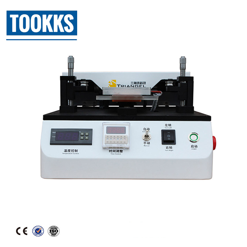 Built in Vacuum Pump Semi-automatic LCD Separator Touch Screen separator Machine For iPhone Samsung LCD Refurbish все цены