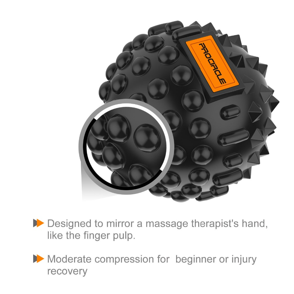 PROCIRCLE Massage Ball for Deep Tissue Massage to Get Relief from Fatigue and Body Pain 5