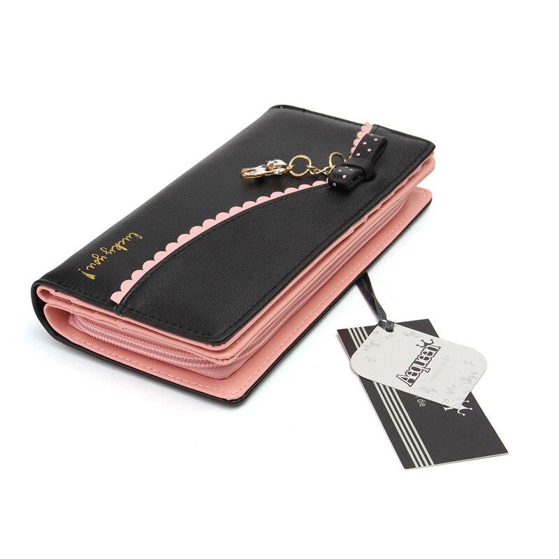 carteira bifold da bolsa da Wallet Estilo 2 : Designer Wallets Famous Brand Women Wallet