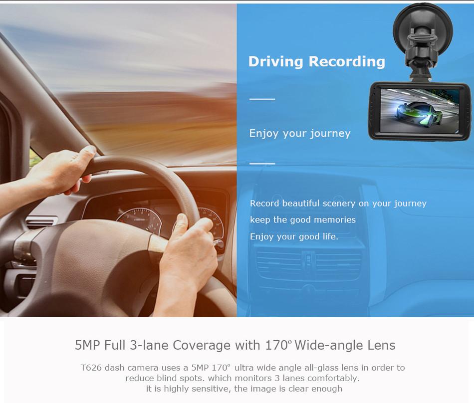 SKydot 3 Inch Mini Car Dvr Dash Cam Full HD 1080P Vehicle Camera Camcorder 170 Degree Night Vision G-Sensor Digital Video Recorder05