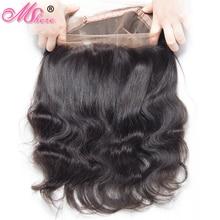 Perruque Lace Frontal wig 360 Remy brésilienne MSHERE