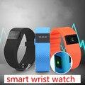 Pulseira inteligente TW64S monitoramento em tempo real do movimento de passo para monitorar a freqüência cardíaca Pulseira inteligente de monitoramento do sono