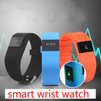 Smart Bracelet TW64S real time monitoring of the movement of sleep monitoring step to monitor the heart rate smart Bracelet