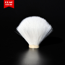 OUMO BRUSH-white synthetic hair knots shaving brush knots