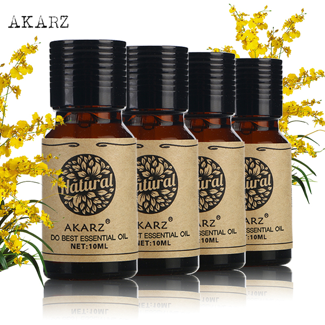 Citronella, Rosemary, Lotus, Peppermint Essential Oil Package for Aromatherapy Humidifier