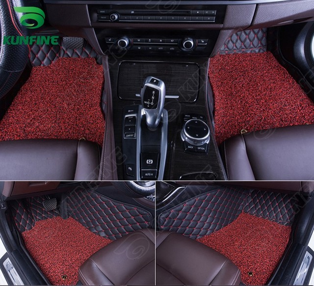 Aliexpress buy top quality 3d car floor mat for hyundai top quality 3d car floor mat for hyundai elantra foot mat car foot pad with thermosol tyukafo