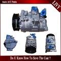 Brand New 7SEU16C Auto air conditioning compressor ac for VW GOLF MK5 2004-2009  1K0820859M
