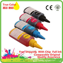 Refill Dye Ink Kit For Epson T1381 T1384 Workforce 320 630 633 NX400 TX400W Inkjet Printer Refillable Cartridge Ciss(China)