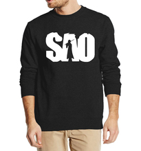 SAO Black Sweater
