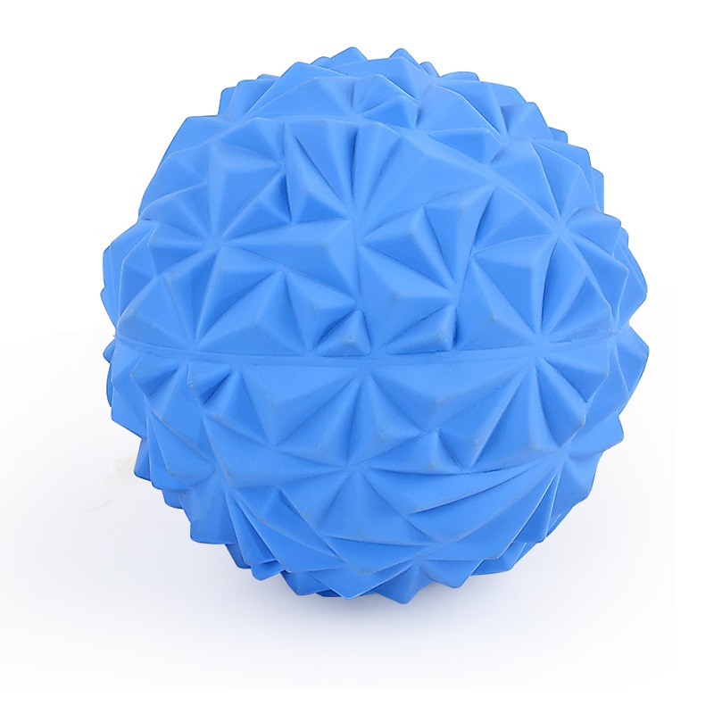 Massaging Ball Relax Muscle Floating Point Pvc Massager Instrument Gym Sports Full Body Relax Sport Yoga Fitness Tool peanut shaped ball massager roller dual connecting balls muscle relax massage gym sport full body bar sport yoga fitness tool