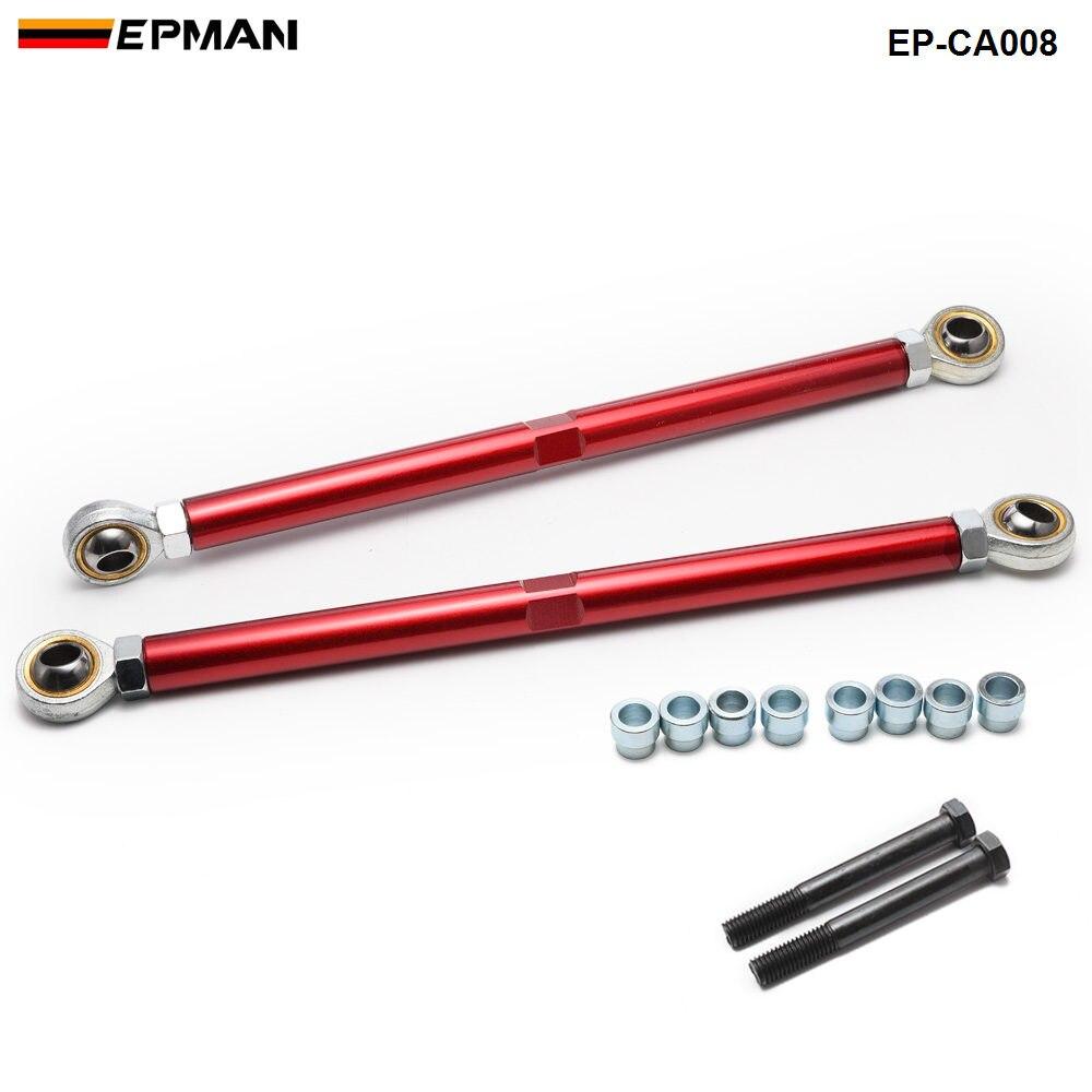 Parte trasera del brazo de CONTROL inferior (rojo) 89-94 NISSAN 240SX S13  SILVIA EP-CA008 ~ Perfect