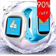 New Smart watch Kids Wristwatch GPRS GPS Locator Tracker Anti Lost Smartwatch Baby Watch With Camera