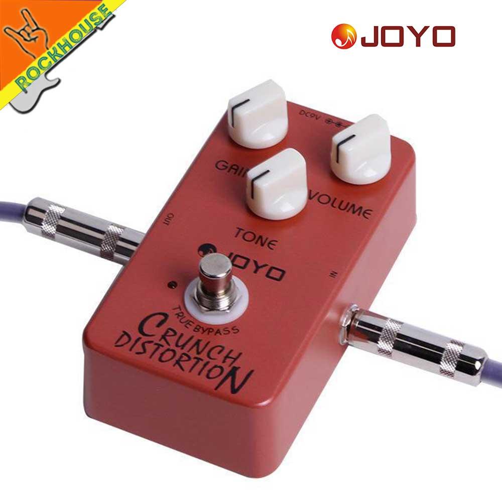 JOYO Classic Tube Distortion Guitar Pedal de efectos Crunch - Instrumentos musicales - foto 2