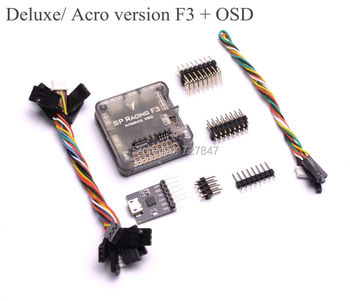 PRO SP Racing F3 Flight Controller Integrate OSD with Protective Case Mini 250 210 Quadcopter Drone drone x pro