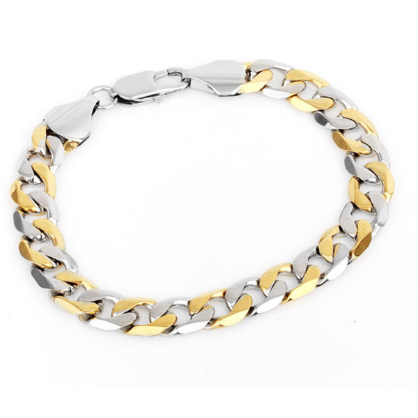 2015 fashion gold color surgical classic titanium steel bracelets jewelry for women ювелирный набор jimore 2015 whol women fashion jewelry