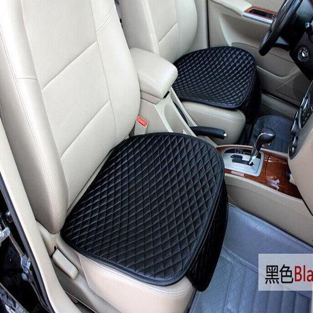 1 conjunto de assento do carro capa de almofada estilo do carro acessórios do carro conjunto almofada esteira cadeira almofada para carro