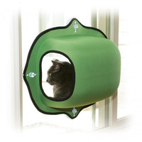 Hot Sale cat window bed cat lounger Warm Bed Pet Hammock For Pet Rest & Cat House Soft And Comfortable Cat Ferret Cage