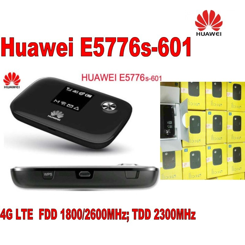 Lot of 10pcs Unlocked Original Huawei E5776 E5776S-601 4G LTE wifi router mifi mobile Hotspot стоимость