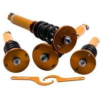 coilover suspension for Nissan Skyline GTST R33 ECR33 ER33 lowering spring Coilovers Springs Strut Shock Absorbers Front Rear