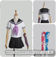Danganronpa Dangan Ronpa Ibuki Mioda Cosplay Costume Custom Made
