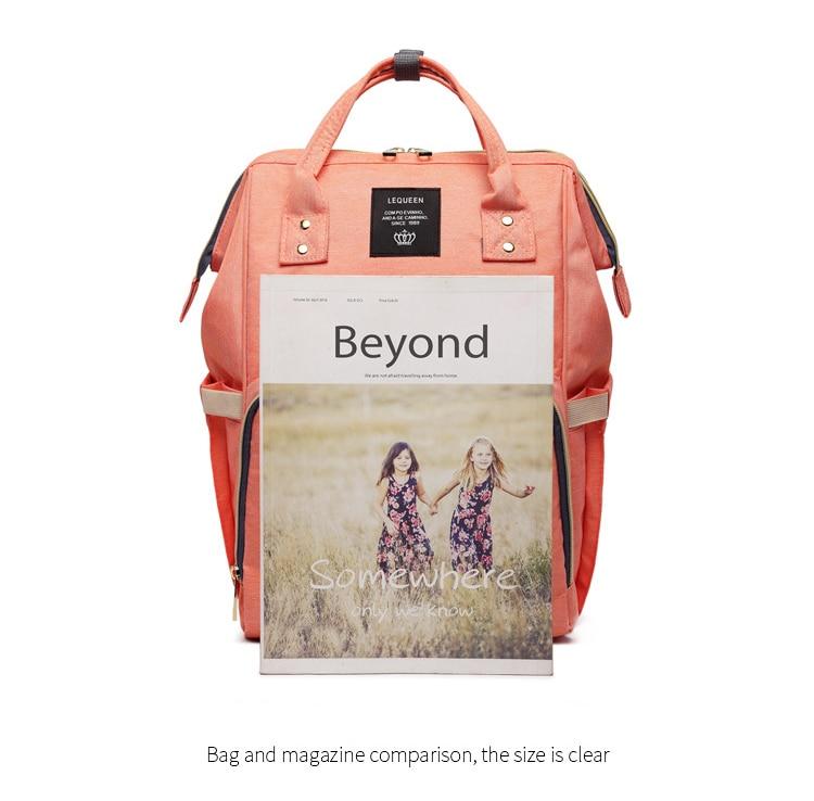 HTB1rfXGXaLN8KJjSZFGq6zjrVXau Large Capacity Baby Bag Mummy Travel Backpack Fashion Brand Designer Nursing Bag for Baby Mom Backpack Women Carry Care Bags