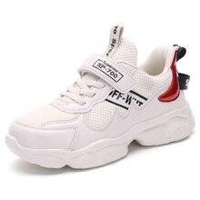 נעלי ילדים בני ילדי בנות עבור ילדה ילד ילד סניקרס ספורט Tenis infantil menina menino Filla Feminino מזדמן סל fille