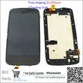 Для HTC desire 500 Оригинальный ЖК-дисплей и сенсорный экран digitizer с рамкой ЛУЧШЕЕ качество, Test OK & отслеживая номером
