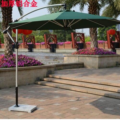 Booth Celi Umbrella Sun Garden 3 Meters Waterproof Outdoor Patio