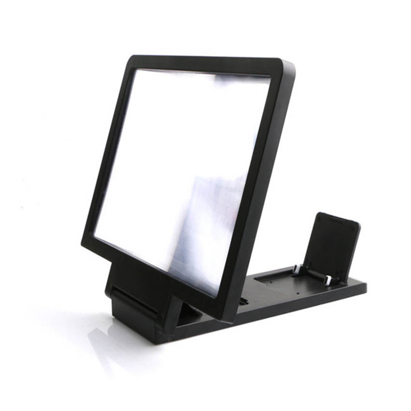 Mobile-Phone-Screen Amplifier Expander-Stand Enlarged Protection-Display Drop-Ship Eyes