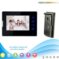 -V70T2-F 1V1 XSL Manufacturer 2016 Hot Sale 7Inch Touch-Key Video Door Phone and Intercom System For Apartments Home Security