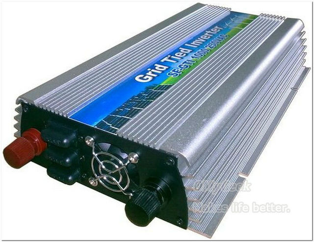 Micro Grid Tie Inverter GTI 300W 220V/110Vac 50/60Hz High Frequency Solar Invertor on grid Invertor for solar panel power system