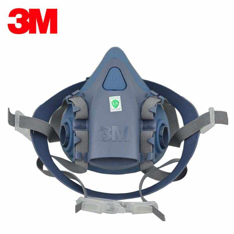 3m gas mask small