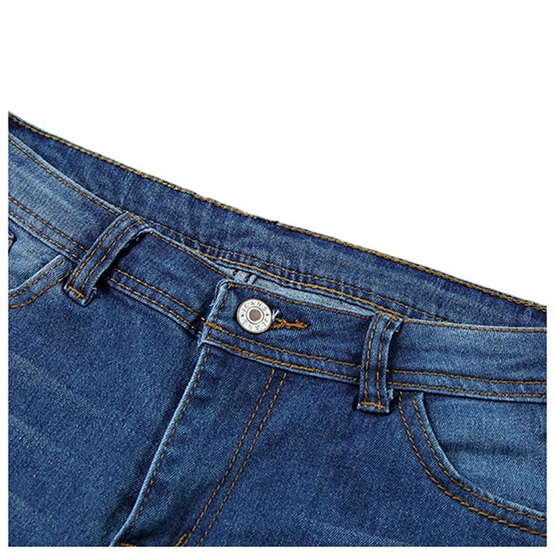 Womans Fashion Cotton Denim Pants Stretch Womens Bleach Ripped Skinny Jeans, Blue